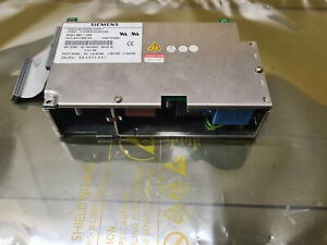 Siemens 6EW1881-7AA Power Supply