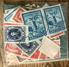 Briefmarken Konvolut Argentinien für Sammler RAR 60-er