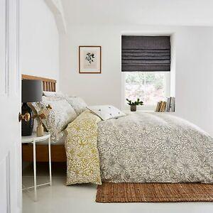 Sanderson Bedding Spring Garden Duvet Cover Set in Dove Grey or Matching Cushion
