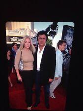 Gene Simmons, Shannon Tweed: Swordfish Premiere:Promotional Celebrity 35mm Slide