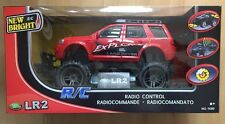 Land Rover Red By New Bright 1:16 R/C FF - RETAIL BOXED
