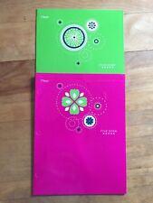 Mead Five Star 4 Pocket Folders-Vintage-Lot Of 2 New
