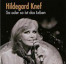 So oder so ist das Leben von Hildegard Knef | CD | Zustand gut