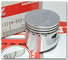 HONDA BF2 BF20 OUTBOARD G100 ENGINE HR17 LAWNMOWER .75 PISTON 13104-892-000 NOS