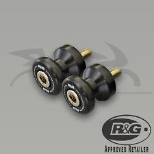 Kawasaki ZX6-R ZX6R 2000 - 2006 R&G Racing Cotton Reels Paddock Stand Bobbins