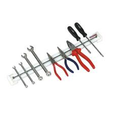 AK211 Sealey Tools Magnetic Tool Rail 500mm [Tool Storage] Magnetic Tool Holder