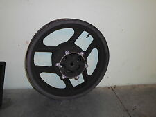 kawasaki  gpz 600r  rear  wheel