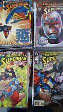 adventures of Superman Comic Lot 0 1,000,000 506-585 king of the world nm bagged