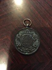 Fabulous Lier Belgium North Division Agricultural Medal - Antique
