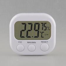 Digital LCD Innen Außen Thermometer Hygrometer Temperatur Luftfeuchtigkeit TA668