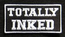 Totally Inked-Patch ricamate-tatuaggio-Parco-tonaca