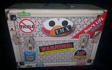 Fisher Price Tickle Me Elmo TMX Warning Box 2006 Sesame Street New