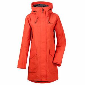 Didriksons Thel Jacket Outdoorjacke Damen poppy red