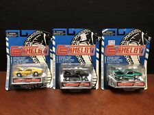Shelby Collectibles Shelby GT350 & GT500 Lot Of 3 Dela3123