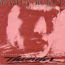 MARIA McKEE - SHOW ME HEAVEN. (UK, 1990, EPIC, 656303 7, DAYS OF THUNDER)