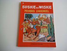 Suske en Wiske 129. Prinses zagemeel  1983