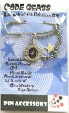 Code Geass Xin Ku Safety Pin Anime Licensed NEW