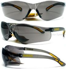Dewalt Contractor PRO Smoke Lens Safety Glasses Sunglasses Z87+