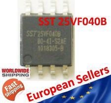 SST25VF040B SST 25VF040B SOP8 8pin BIOS Chip Chipset 100% Original Nuevo New