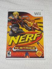 Nintendo Wii Video Game Nerf N-Strike