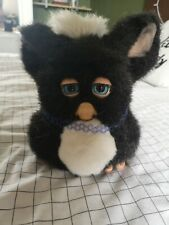 2005 furby Black and white