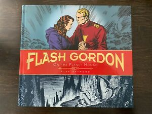 Flash Gordon On The Planet Mongo with Alex Ross introduction - Hardcover