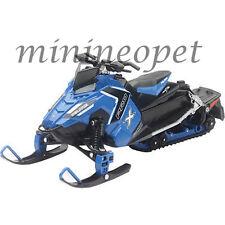 NEW RAY 57783 B POLARIS 800 SWITCHBACK PRO-X  SNOWMOBILE 1/16 BLUE