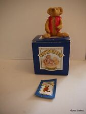 Peter Fagan Colourbox Teddy Bears boxed Timmy TC616