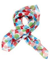 GYMBOREE BURST OF SPRING WATERCOLOR DOT SCARF 1-SIZE NWT