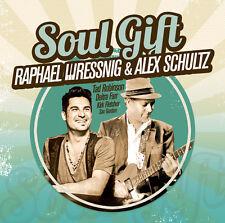 CD RAPHAEL wressnig y Alex sschultz con Soul Regalo