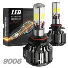 9006 HB4 CREE 120W LED Headlight Fog Light Bulb Kit Low Beam 6000K White