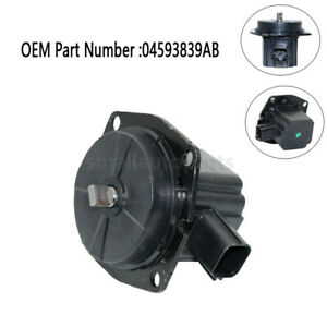 Genuine 04593839AB Intake Short Runner Control Valve Actuator For Dodge Chrysler