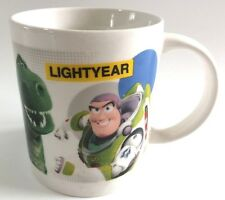 Disney Pixar Toy Story 3 Mug Cup Buzz Lightyear, Woody and Rex