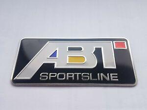 ABT SPORTSLINE MOTOR SPORTS Black Badge