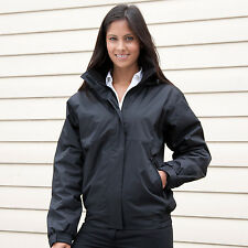 Result Core Ladies Channel Jacket Waterproof Windproof & Super Warm Coat (R221F)
