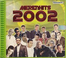 Cristian Castro Tono Rosario Eddt Herrera Alex Bueno Merenhits 2002 CD Sealed