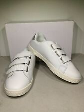 Tretorn Carry Women's Size 9M White Hook And Loop Fastener Sneakers X22-980