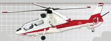 F-Toys 602098-1b Hubschrauber Kawasaki OH-1 1/144