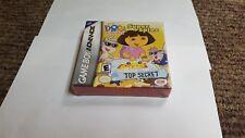 Dora the Explorer: Super Spies  (Nintendo Game Boy Advance, 2003)