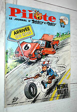 PILOTE EO N°406 03/08 1967 PILOTORAMA JEAN CHARCOT GREG ASTERIX TANGUY BLUEBERRY