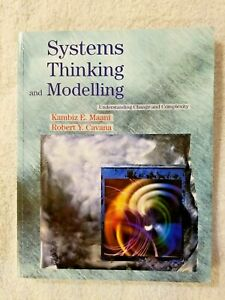 Systems Thinking and Modelling; Understanding Change and Complexity