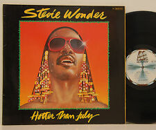 Stevie Wonder         Hotter than July       FOC        NM  # P