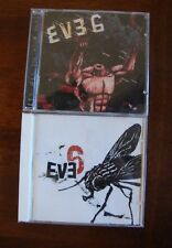 Eve 6 Cds (It's All In Your Head and Eve 6)