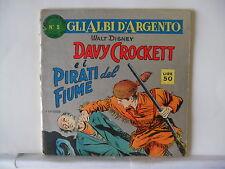 GLI ALBI D'ARGENTO n.  5 del 1957  Walt Disney Mondadori