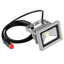 CAR FOCO PROYECTOR LUZ 10W 12V LED blanco 7000K P7