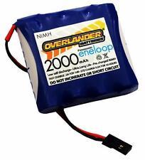 BATTERY ENELOOP AA FLAT 2000MAH JR - Rechargeable - Batteries