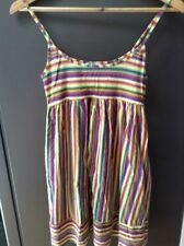 Striped Petite Sleeveless Topshop Dresses for Women