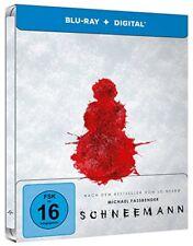 Schneemann [Blu-ray] , Steelbook, NEU & OVP