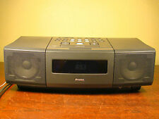 BOSTON ACOUSTICS MICROSYSTEM CD PLAYER AM FM RADIO TUNER MICRO SYSTEM