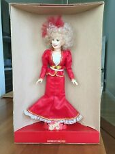 """Vintage 18"""" Dolly Parton Doll By Goldberger. Original Packaging. From 1980's."""